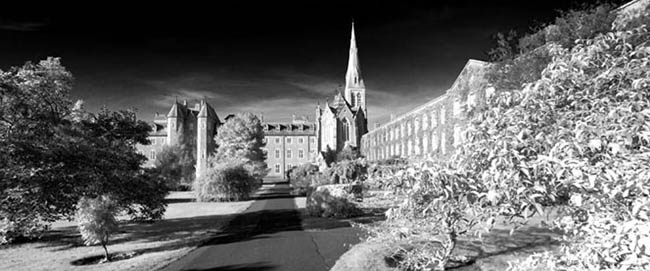 Maynooth College Co Kildare Mark Reddy Architectural Photographer