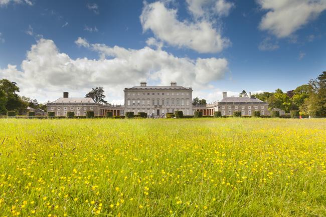 Castletown House Celbridge Mark Reddy Architectural Photographer