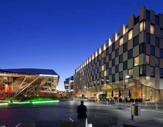 Marker Hotel Grand Canal Dock Architectural-Exteriors-Photographer-Mark-Reddy-Trinity-Digital-Studios