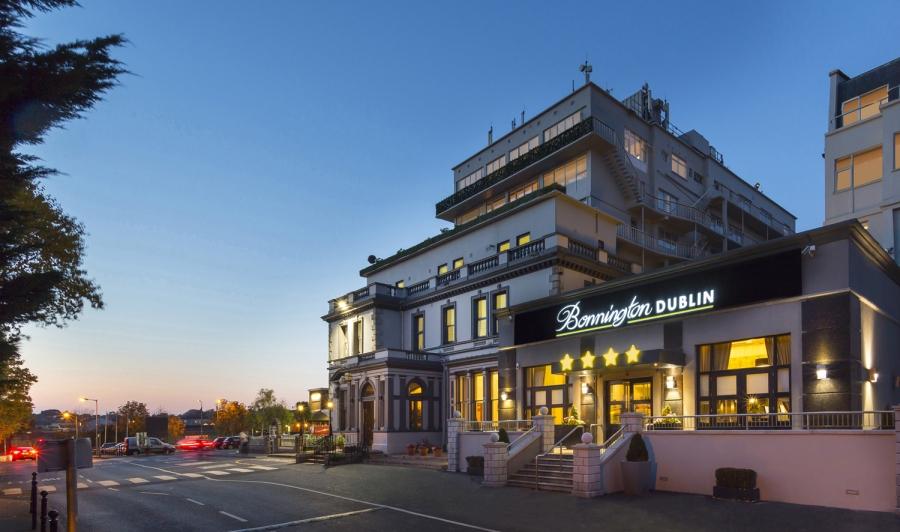 Bonnington Hotel Dublin Mark Reddy Trinity Digital Studios Commercial Photographer