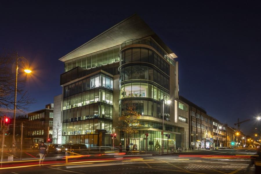 Dusk Shots Dublin Mark Reddy Trinity Digital Studios Commercial Photographer