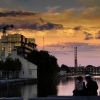 Grand Canal Dock Mark Reddy Architectural Photographer