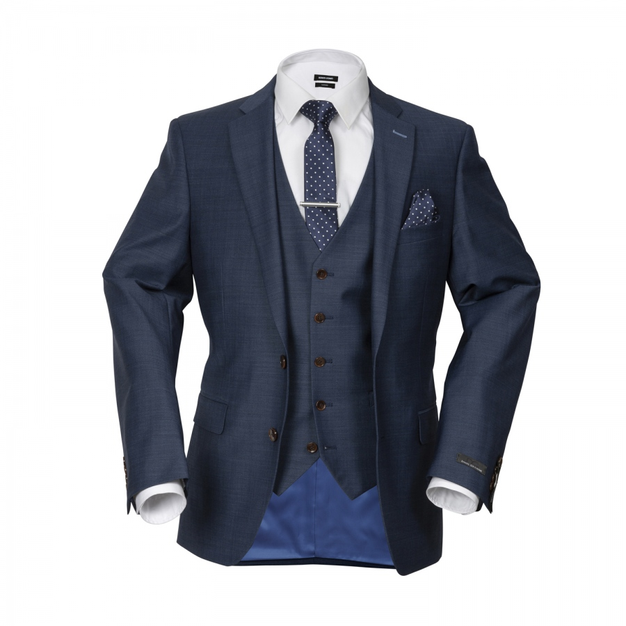 Bernard Owns Menswear Shirt Tie & Jacket  Mark Reddy Catalogue Photography Trinity Digital Studios