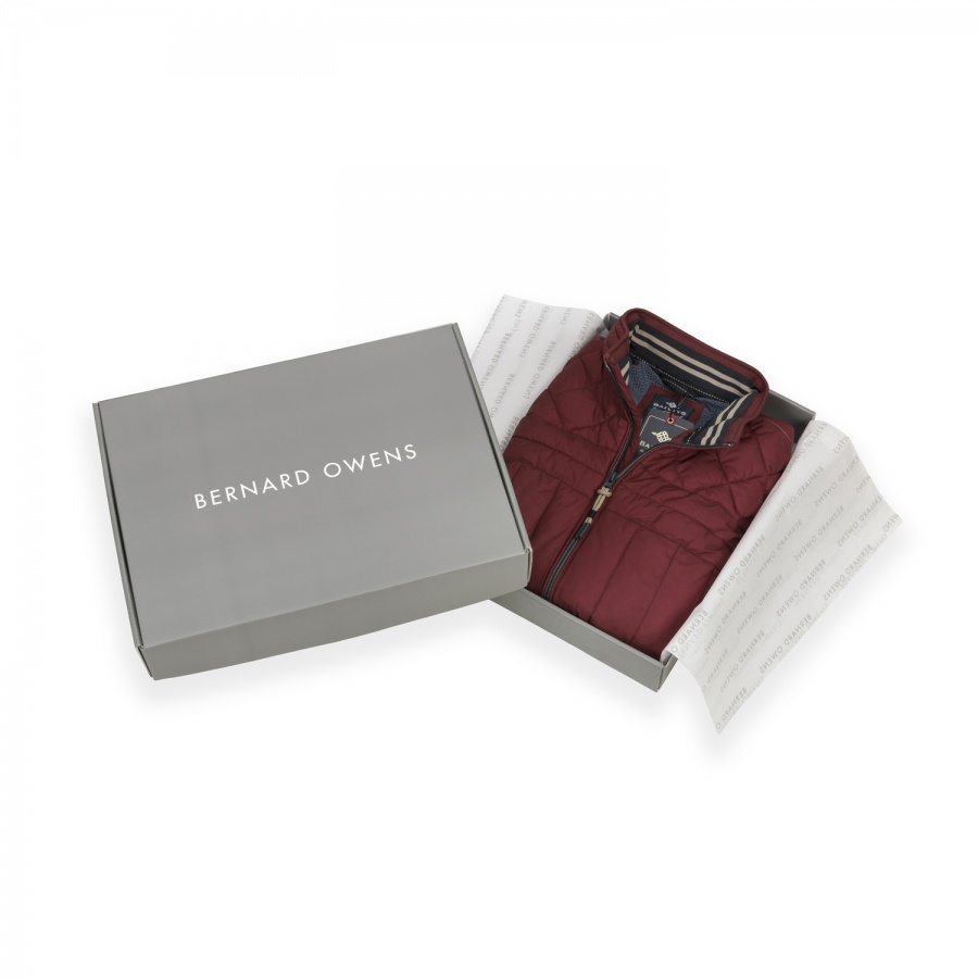 Bernard Owns Menswear Gift Box  Mark Reddy Catalogue Photography Trinity Digital Studios