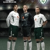 Umbro Sports Irish Soccer Players Mark Reddy Catalogue Photographer Trinity Digital Studios