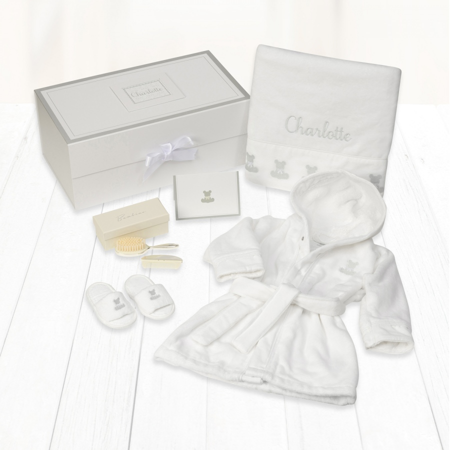 Babygifts Gift Box Commercial and Advertising Photography by Mark Reddy of Trinity Digital Studios.