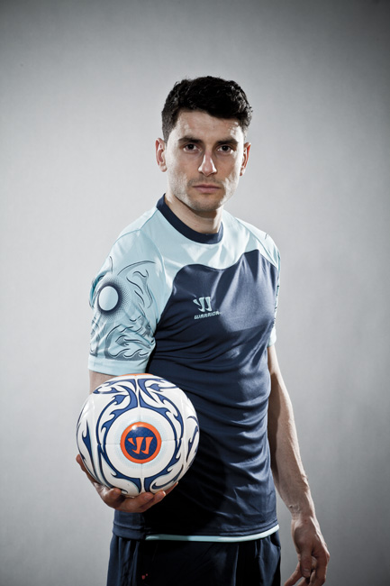 Bernard Brogan Dublin Footballer Mark Reddy Commercial Photographer Trinity Digital Studios