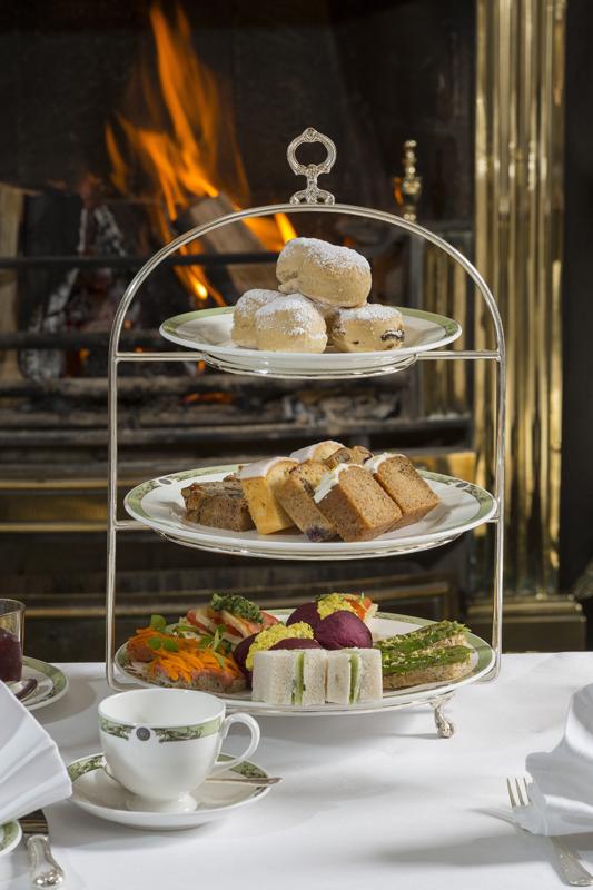 Merrion Hotel Afternoon Tea