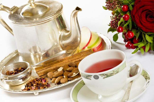 Merrion Hotel Herbal Tea Mark Reddy Food Photographer Trinity Digital Studios