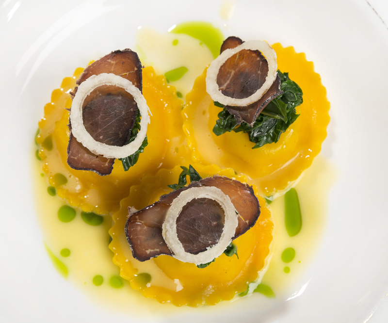 Merrion Hotel Food Photography