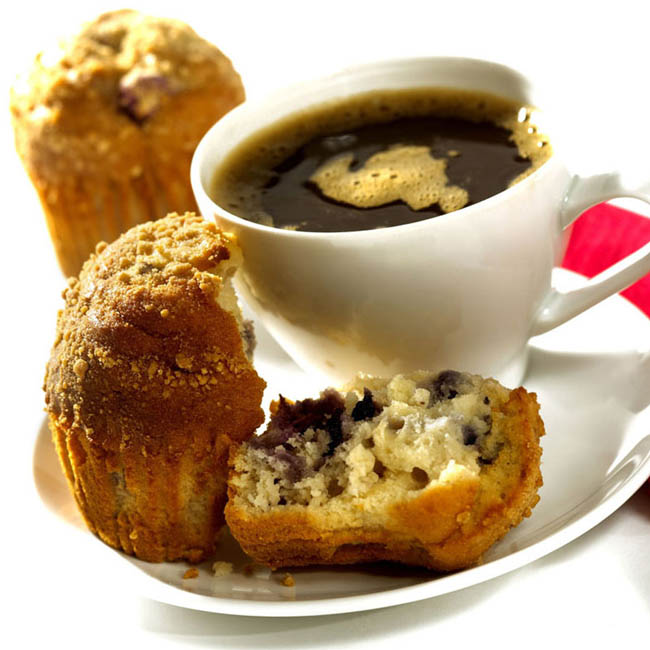 Coffee Muffin Mark Reddy Food Photographer Trinity Digital Studios