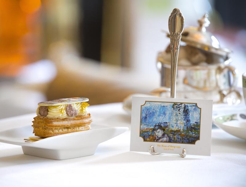 Art Tea Merrion Hotel Food Photography