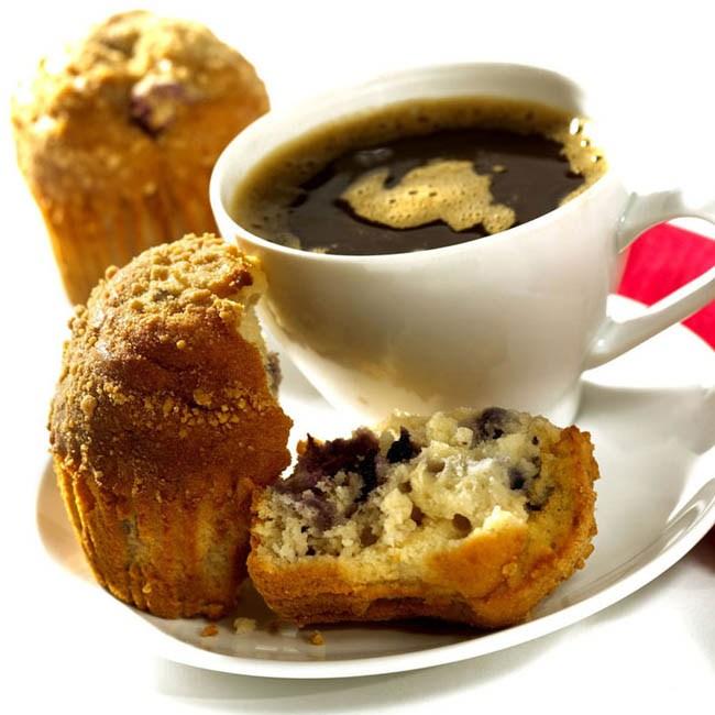 Coffee Muffin Mark Reddy Food Photographer Trinity Digital Studios