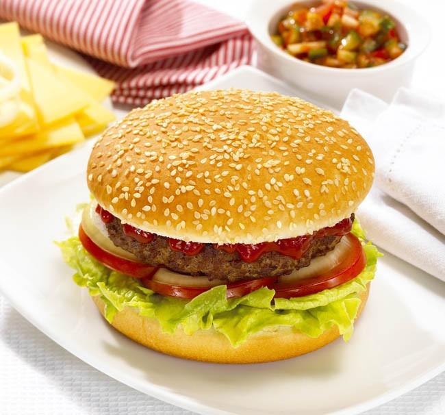 Irish Pride Beef Burger Mark Reddy Food Photographer Trinity Digital Studios