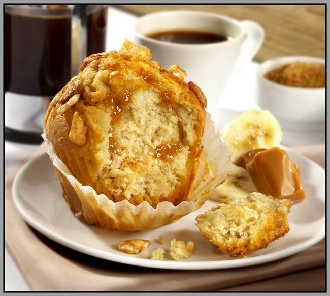 Mark Reddy Food Photographer Trinity Digital Studios Cuisine Muffin Coffee