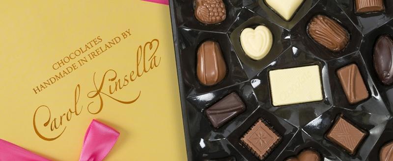 Kinsella Chocolates Mark Reddy Food Photographer Trinity Digital Studios