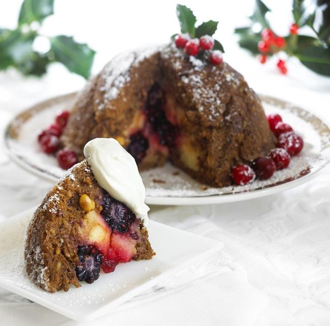 Christmas Pudding Mark Reddy Food Photographer Trinity Digital Studios Irish Pride