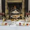 Merrion hotel Afternoon Tea Fireside