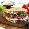 Beef Sandwhich Mark Reddy Food Photographer Trinity Digital Studios