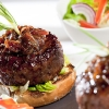 Rump steak Burger Mark Reddy Food Photographer Trinity Digital Studios