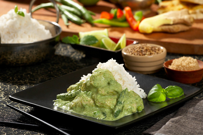 Thai Green Curry Stillorgan Foods Mark Reddy Food Photographer Trinity Digital Studios