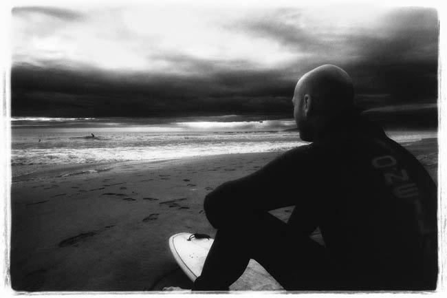 Surfer Venice Beach LA Mark Reddy Photography Trinity Digital Studios