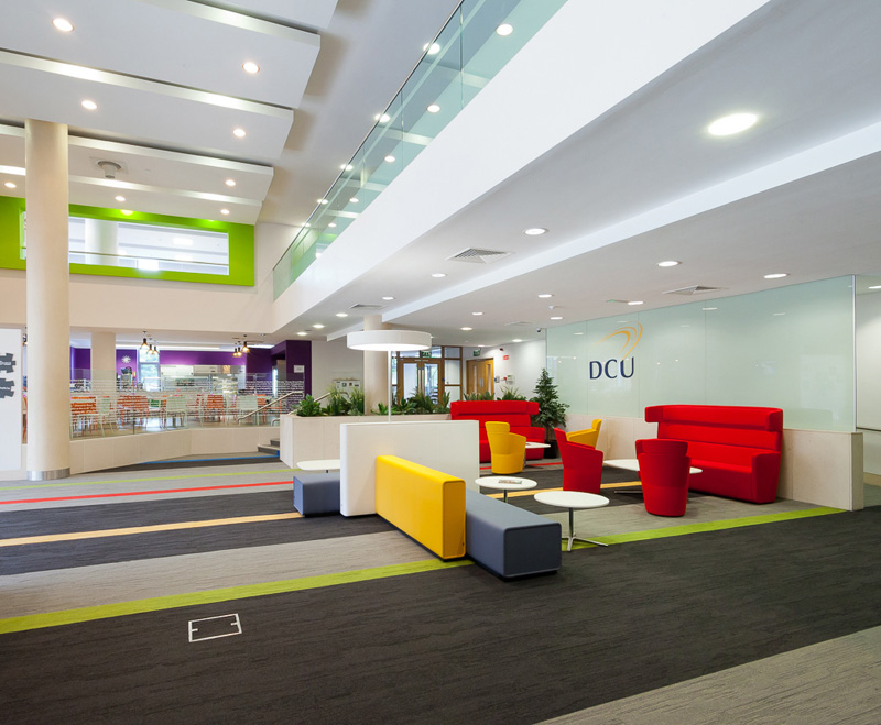 Campus Fit Out photography Mark Reddy