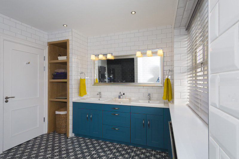 Fitted Bathroom photography Mark Reddy