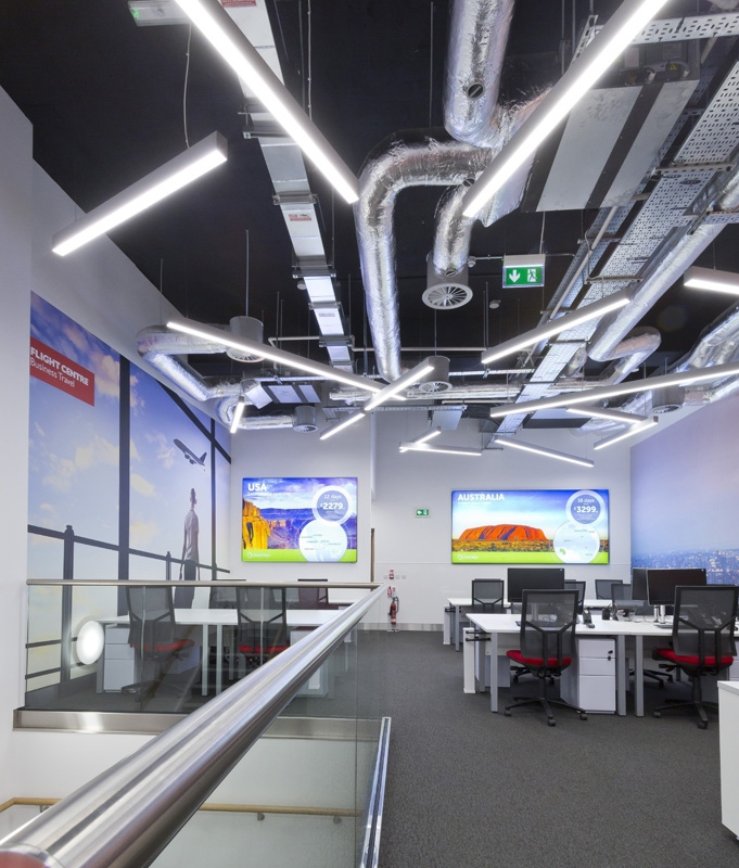 Office Fit Out photography Mark Reddy