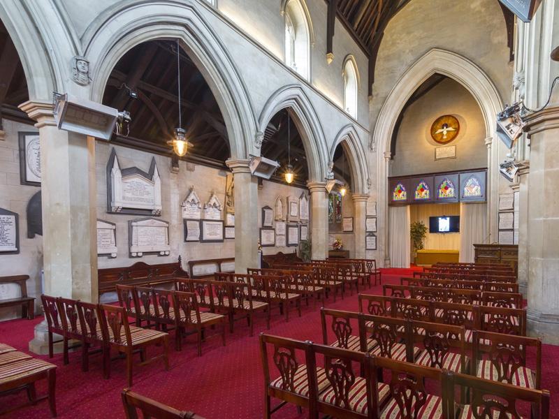 St Coco's Kilcock Interior