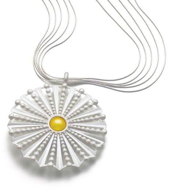 Silver & Gold Necklace Jewellery Photography by Jewellery Photographer Mark Reddy Trinity Digital Studios