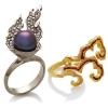 Platinum & Gold Rings Jewellery Photography by Jewellery Photographer Mark Reddy Trinity Digital Studios