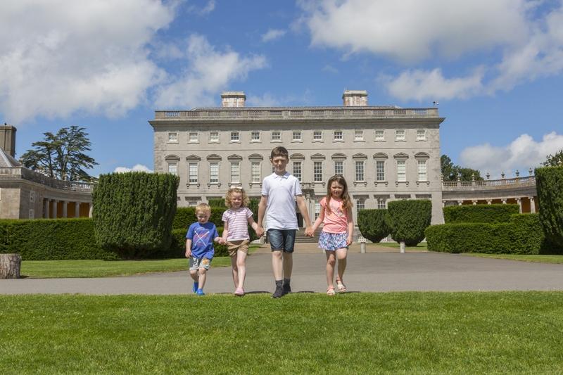 OPW Castletown House Open Day  Mark Reddy Trinity Digital Studios