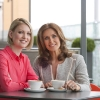 Claire Byrne & Alisin Comyn TV3 Photography by Mark Reddy of Trinity Digital Studios.
