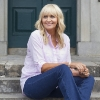 Miriam O'Callaghan Strokestown House, Photography by Mark Reddy of Trinity Digital Studios.