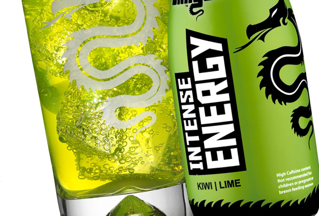Little Dragon Enery drink