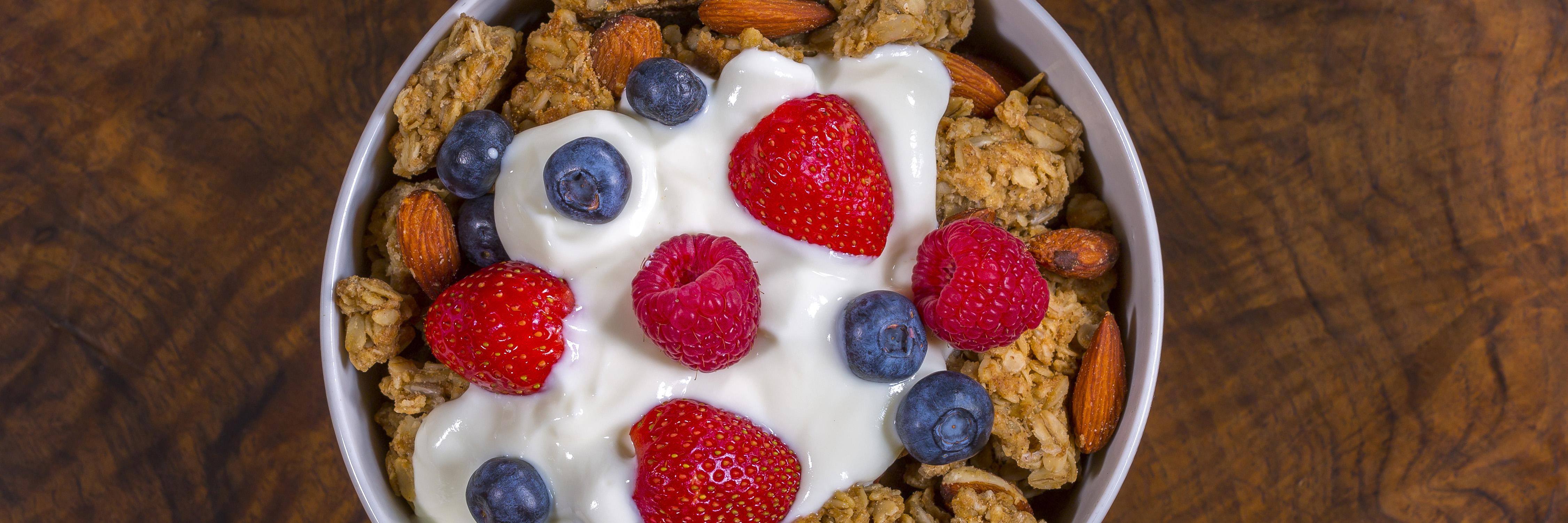 Maple & Almond with Yogurt